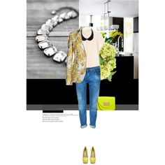 """itself!"" by broshka on Polyvore"
