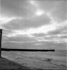 """""""Mar del Plata 1940s -1960s IV""""  Ph: Annemarie Heinrich - Heinrich Sanguinetti Archive - British Library #Photo #MarDelPlata #Argentina"""