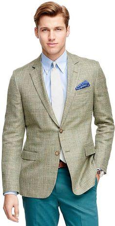 Fitzgerald Fit Herringbone Sport Coat