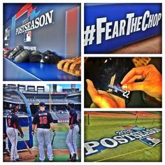 #Braves getting ready for the postseason!!!