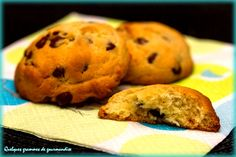 Cookies à la noix de coco - https://www.quelquesgrammesdegourmandise.com/cookies-a-noix-de-coco/