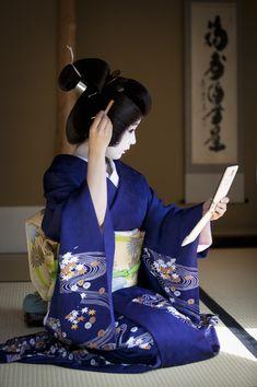 Geisha - Kyoto, Japan