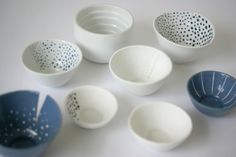 Italia, Porcelain workshop at Domaine the Boisbuchet, Photos © : Alejando Castañeda
