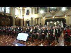 Presentación de la Política Energética 2013-2027 con la presencia del Presidente de Guatemala Otto Perez Molina, el Ministro de Energía y Minas Erick Archila y el Viceministro del Área Energética Edwin Rodas