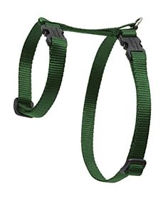 """$10.50-$10.50 All Lupine products are proudly built in Conway, New Hampshire and Guaranteed (Even if Chewed). Made from woven nylon, in six rich colors. 1/2"""" wide products are suitable for cats, puppies and small dogs up to about 20 lbs. Features strong bar-tack stitching, welded D-ring and a custom designed side-release buckle. Matching leads available. In two girth size ranges. To determine siz ..."""