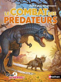 Livre dont tu es le héros: Le combat des prédateurs