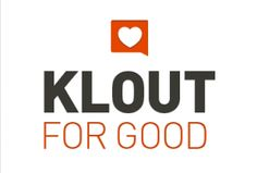 Help #KloutForGood Spread The Word About Great Causes http://mbist.ro/P2f7TH