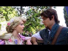 Valentine's Day at Disneyland 2014 - YouTube