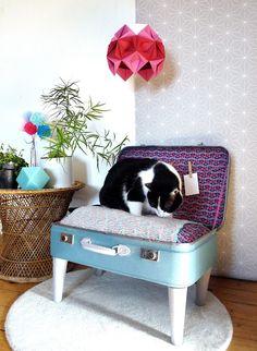 1000 ideas about panier pour chien on pinterest dog - Fabriquer un panier pour chien ...