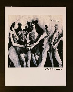 """Giclee Art Print: MUTATIO """"A Guide Through The Chaos"""", Limited Edition Hand Signed Giclee Art Print on Textured Photo Rag Sumi Ink, New Print, Cubism, Wall Sculptures, Limited Edition Prints, Oil Painting On Canvas, Giclee Print, Certificate, Fine Art"""