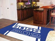 MY TEAM MATS - Ford - Boss 302 5x8 Rug, $199.99…