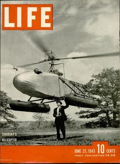 Life Cover - Sikorsky's Helicopter