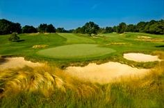 2013 US Open at Merion Golf Club's East Course Hole # 4.