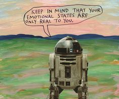 "stoicmike: ""Keep in mind that your emotional states are only real to you. – Michael Lipsey """