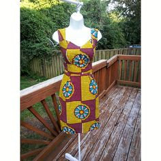 The Courtney Dress  Aubrey Moss by AzizaShopping on Etsy, $45.00