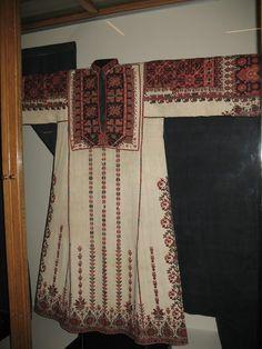 Macedonian embroidery at Victoria Albert Museum London