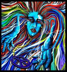 """Craving Peace"" by Steve Farr   ArtWanted.com"