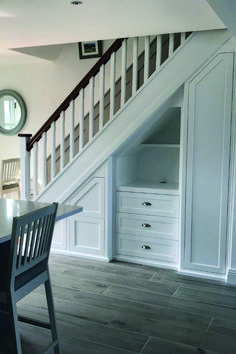 Work with your carpenter to create a under stair storage design which will work Understairs Storage Carpenter create Design Stair storage Work Stairs Design, Home, Small Spaces, Shoe Storage Under Stairs, Staircase Storage, New Homes, House, Hallway Designs, House Interior