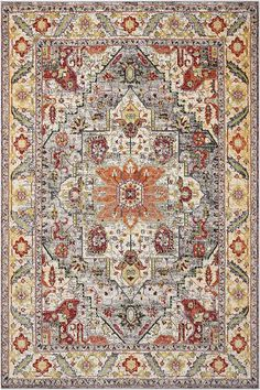 Nourison Aria AR-001 Rugs | Rugs Direct
