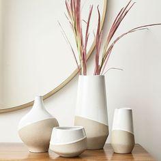 Colored Glass Vases, Marble Wood, Keramik Vase, Metal Vase, Clay Vase, Bath Accessories, Vases Decor, Kids Decor, White Vases