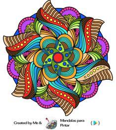 035 Mandala Painting, Dot Painting, Mandala Tapestry, Mandala Art, Math Projects, Zen Doodle, Hippie Art, Pointillism, Flower Photos