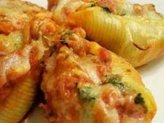 Lobster Stuffed Shells