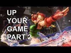 Another Simple Tip for Upping Your Game - Street Fighter 5 Tutorial Addendum Comic Character, Character Design, Photography Website Design, Street Fighter 5, Real Quick, Winter Is Here, Room Wallpaper, Pretty Cool, Logo Design