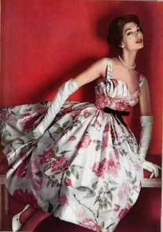 Pierre Balmain Gown - 1957