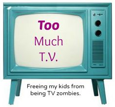 Freeing my kids from being TV zombies | OKC Moms Blog