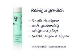 Die Yon-Ka Lait Nettoyant Reinigungsmilch klärt sanft die Haut dank Borneol. Pflanzliches Glycerin und Braunalgenextrakt wirken gleichzeitig feuchtigkeitsspendend und sanft pflegend. Sie eignet sich auch zum Entfernen des Augen- und Lippen-Make-Up und schenkt Ihrer Haut Geschmeidigkeit, Frische und ein angenehmes Hautgefühl. 200 ml / 23,60 €