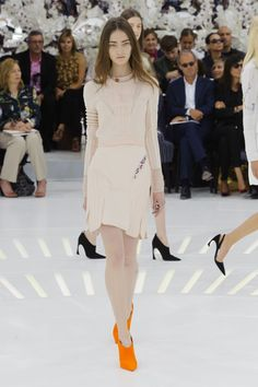 Pin for Later: It's No Coincidence That Dior Rhymes With Couture Christian Dior Haute Couture Fall 2014