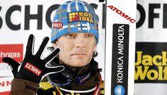 Af ter a break he is back in business ! Janne Ahonen, Finland, Skiing, Jumper, Business, Sports, Ski, Hs Sports, Jumpers
