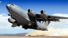 Fighter Jet Th Amw Us Aircraft Start Flying On Runway Hd Wallpapers C 17 Globemaster Iii, Military Jets, Military Aircraft, Military Personnel, Tomcat F14, Airplane Wallpaper, Cargo Aircraft, C 130, Us Air Force
