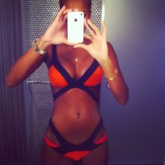 i really want that swimsuit..