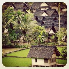 Kampung Naga, Tasikmalaya, Indonesia To Go, Cabin, House Styles, Places, Travel, Inspiration, Home, Decor, Biblical Inspiration