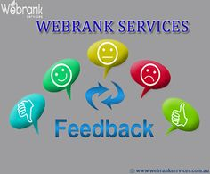WebRank Services Glad To Share #Online Marketing customers Feedback! Name:Breana Jach Date:10-Mar-16 Review:I definitely appreciated. Their friendliness and professionalism made them a pleasure to work with. http://www.brownbook.net/business/39825318/web-rank-services