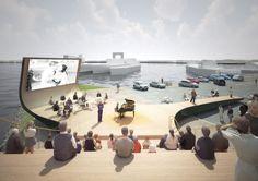 Haparandadam   NL Architects