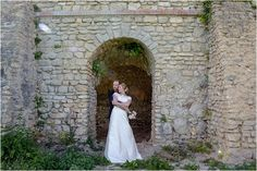 romantic weddings in France | Image by Magdalena Martin Photography