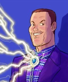 Believe in the Bolo Tie =) #PhilipRivers #Chargers