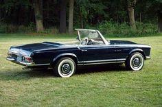 1971 #MercedesBenz 280SL