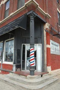 Platinum II Barber Pole by sirchuckles, via Flickr...