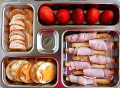 15 School Lunch Ideas Without PB | What The Flicka?