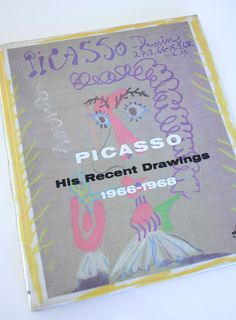 MadeByGirl: Picasso: His Recent Drawings 1966-1968... (Via Made By Girl)