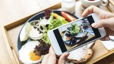 The Way We Eat Now: technology, trends, and our global appetite Hand Holding Phone, Nutrition, Order Food, Food Staples, Commercial Kitchen, Base Foods, Workout, Food Photo, Great Recipes