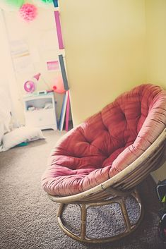 DIY Papasan Chair Cushion Cover : chaise papasan - Sectionals, Sofas & Couches