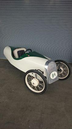 1935 Morgan three wheeler CycleKart (Electric drive)