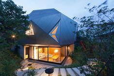 Hironaka House in Tokyo, Japan designed by Ken Yokogawa Architect & Associates.