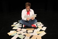Indiana Production Of 'Curious Incident' First To Feature Actor With Autism As Its Star | Starring Mickey Rowe