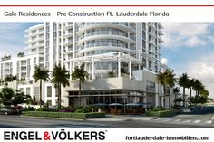 Fort Lauderdale Pre Construction | Condominiums Gale Residences Fort Lauderdale | New Develelopment miamibeach-immobilien.com - Ralf Gettler Marketing Director Engel & Völkers 908 E Las Olas Blvd Fort Lauderdale, FL 33301 - 18170 Collins Ave Sunny Isles Beach, FL 33160 Real Estate Immobilien -  miamibeach-immobilien.com - #realestate #preconstruction #immobilien #fortlauderdale #sunnyislesbeach #miamibeach #miami #makler #engelvölkers #florida