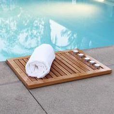 @Overstock - Enjoy elegance and sophistication with this Eco-friendly floor and shower mat from Oceanstar Design Collection. This mat's versatile design allows you to be creative in placing it anywhere indoor or outdoor. http://www.overstock.com/Home-Garden/Oceanstar-Bamboo-Floor-or-Outdoor-Mat/5333061/product.html?CID=214117 $26.70